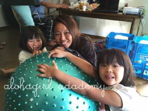 alohagirl academy@湘南10252015-172