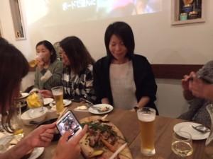 前夜祭お夕食会5